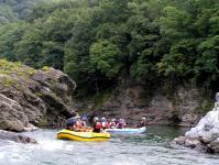 天然記念物・岩畳を眺めながら自然も満喫できる!