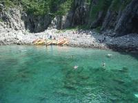 青い空・蒼い海・爽やかな潮風で気分爽快!