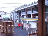 平日限定!併設のカフェレストラン《ディエゴ》で、ドリンクをサービスします!生ビールもありますよ。