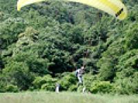 「飛べたぞ〜!」体験飛行大成功!