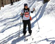 スキー未経験者OKのスキーハイキング♪