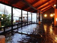 《そとあそび特典》近隣の温泉入浴チケットサービス!! ツアー後は温泉でさっぱり。