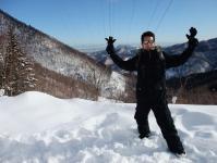 札幌の街並みや山々を眺めが見渡せるポイントも!