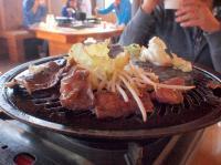 大人気のBBQランチは、茨城産の和牛や有機野菜・茨城ブランド米のごはんを使用しています!