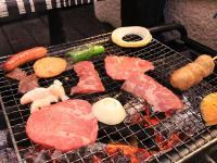 こだわりの絶品BBQ付きコースが人気!