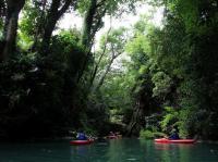 風布川の風景