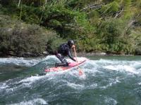 吉野川の変化に富んだ流れで遊ぶ!