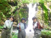 奥入瀬の美しい渓流で釣りを満喫しよう