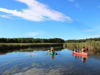 北海道の大自然を感じるゆったりカヌー旅♪