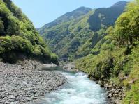 自然豊かな吉野川でツアーを開催!