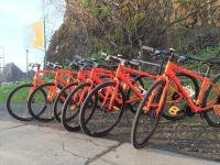 世界的に有名な「SPECIALIZED」の高性能自転車。