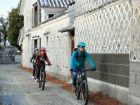 西伊豆・松崎町の歴史をめぐる町並みサイクリング