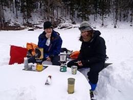 スノーシュー&スノートレッキングツアー