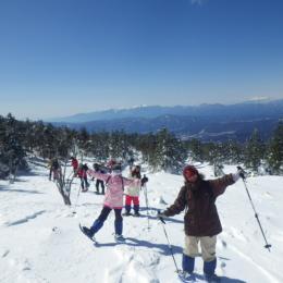 八ヶ岳エリア スノーシューツアー