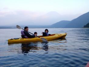 小さなお子様とでしたら3人で乗ることもできます。子供さんは、大喜びすることでしょう。