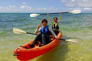 【Nagi一番人気!】体験ダイビング+シュノーケリング♦水中カメラ無料レンタル