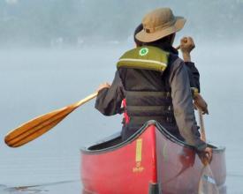 季節ごと、日ごと、時間ごとに表情を変える釧路湿原!おすすめは、早朝!!『朝霧の中の塘路湖』
