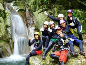 奈良シャワークライミングツアー