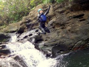 飛び込みは何度も楽しめます!