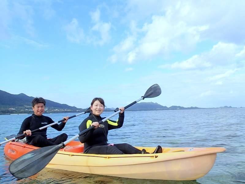 石垣島 シーカヤック&シュノーケリング
