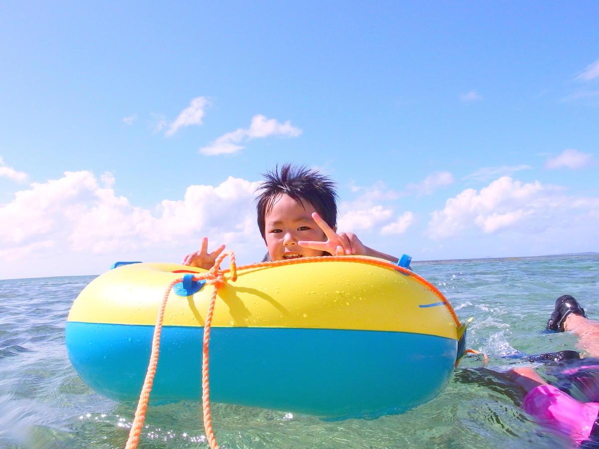 沖縄本島 シュノーケリング