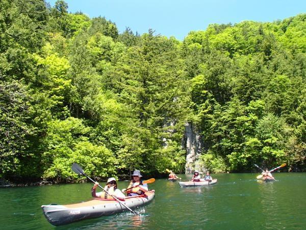 自然の恵み・新鮮な空気がもりだくさん。「ここは日本?!」と360度の大自然の中でリフレッシュ!