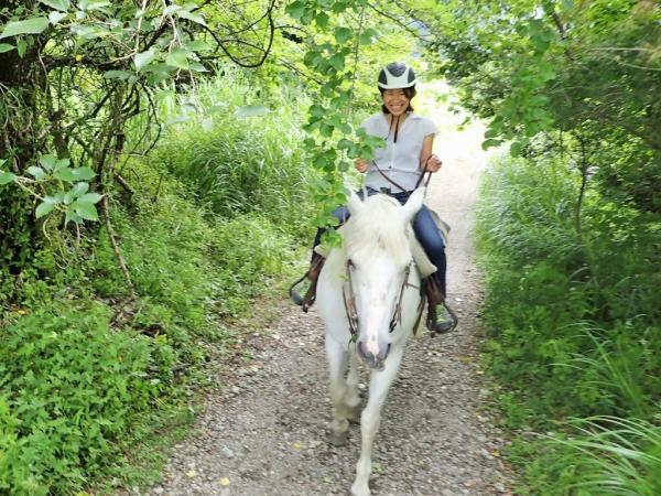 富士山麓 ホーストレッキング(乗馬)