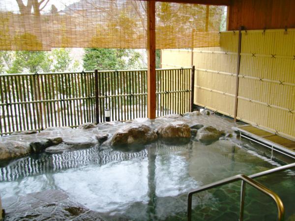 ツアー後は温泉でさっぱり!!うれしい温泉入浴付きです。