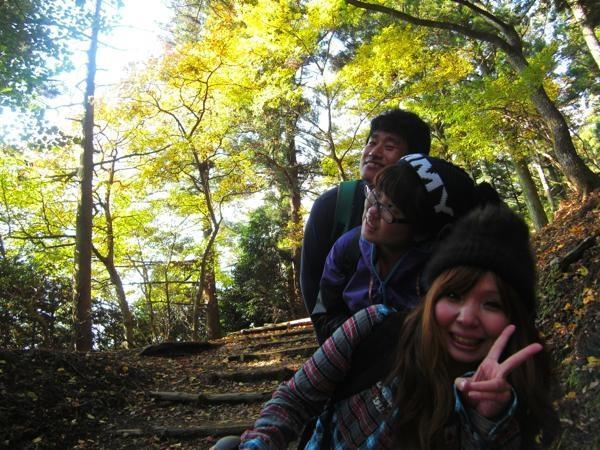 愛宕山トレッキングツアー