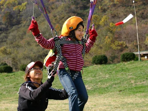 大佐山では小学1年生から参加OK!経験豊富なスタッフがしっかりサポートいたします