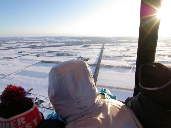冬の景色もまた素晴らしい