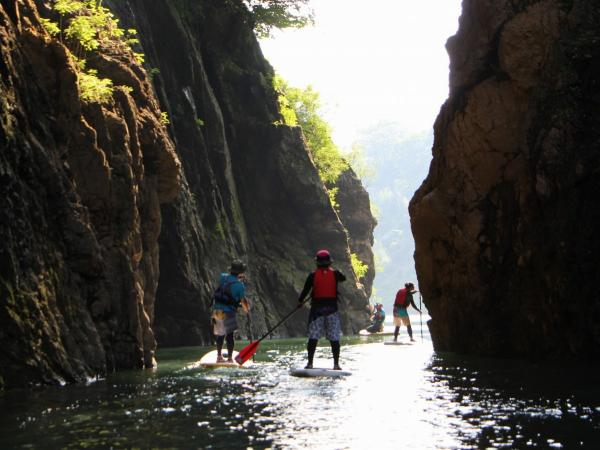 猿ヶ京渓谷の美しさ!
