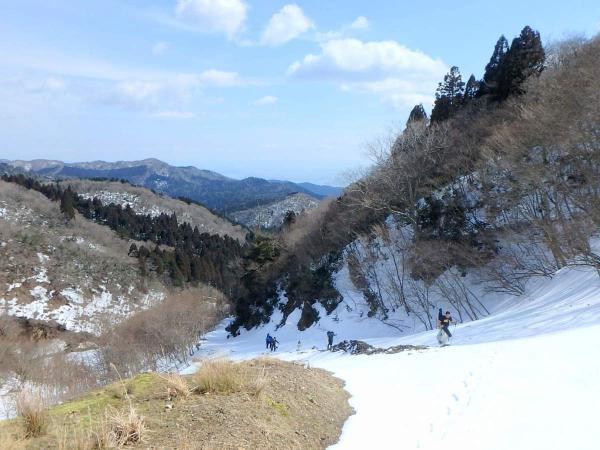 京都 スノーシューツアー