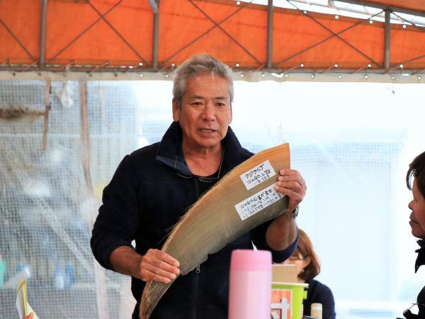ガイド歴40年のベテランガイドがご案内!