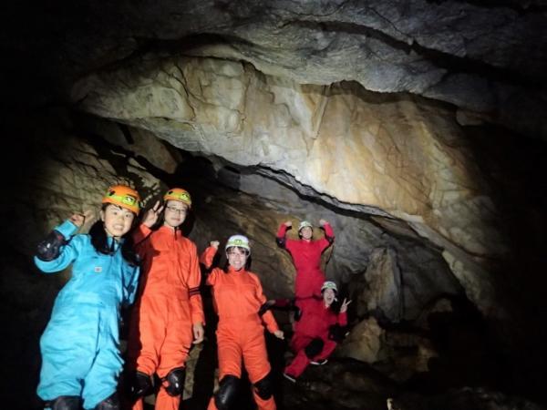 川上村(奈良県) ケイビング・洞窟探検ツアー