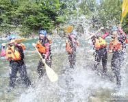 【紅葉峡】【水上峡】【諏訪峡】キャニオンズのツアーでは1度に3大セクション全てを楽しめます!(渇水時除く)
