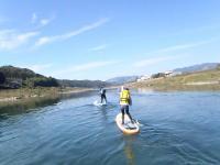 球磨川の豊かな自然の中で楽しむSUPクルージング!