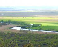 大きく蛇行を繰り返す釧路川!やさしい自然に包まれて、ゆったりとした時間をお楽しみください