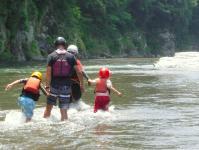 子どもたちも一緒に水遊びではしゃいじゃおう!