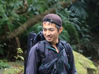 西表の山を知り尽くした代表ガイド・長澤がすべてのツアーでご案内