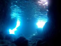 青の洞窟シュノーケリングができることも!