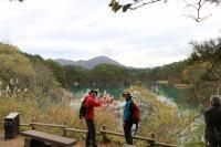 神秘の五色沼を巡るツアー