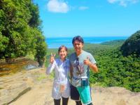 ピナイサーラの滝上から絶景を満喫しよう!