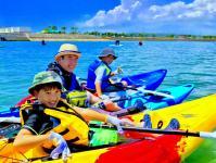 サクッと体験したい方は「海中道路コース」へ。