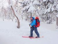 北海道の自然を愛するガイドがご案内