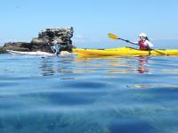 水面との距離が近くより自然を感じられます