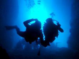 青の洞窟ダイビングコース