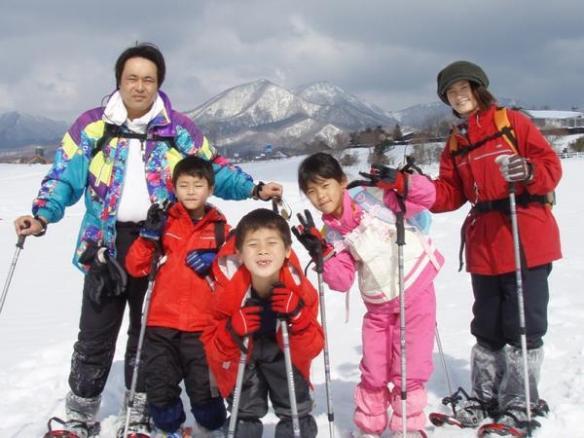 蒜山スノーピクニックツアー(スノーシュー)