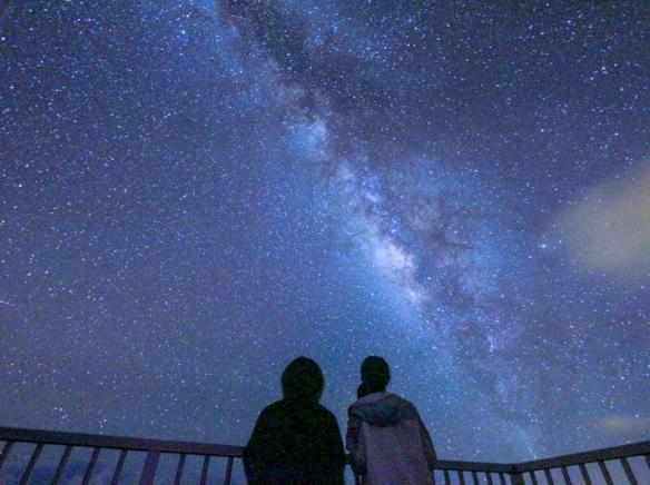 西表島 星空観察