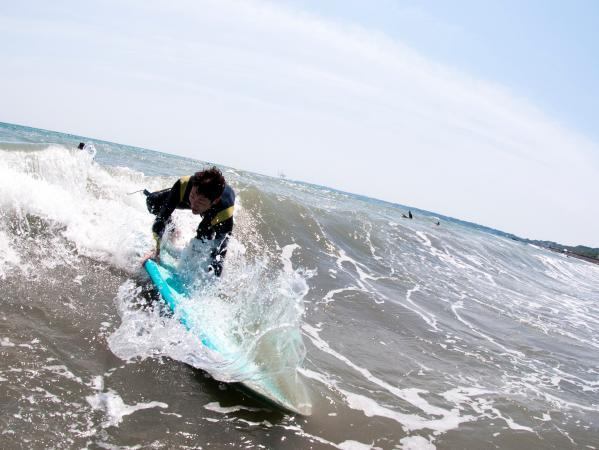 駿河湾サーフィン
